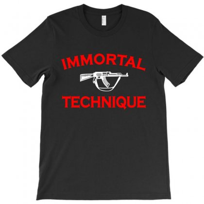 Immortal Technuique T-shirt Designed By Bamboholo