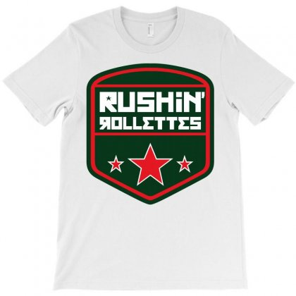 Rushin Rollettes T-shirt Designed By Bamboholo
