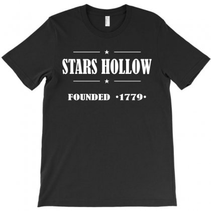 Stars Hollow T-shirt Designed By Bamboholo