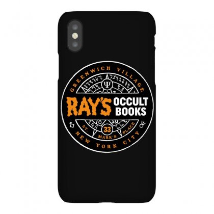 Rays Occult Books Iphonex Case Designed By Bamboholo