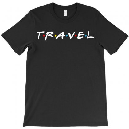 Pivot Of The Travel Parody T-shirt Designed By Artees Artwork