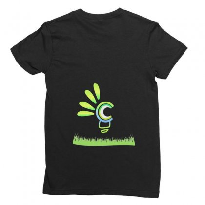 Green Day Ladies Fitted T-shirt Designed By Medjed
