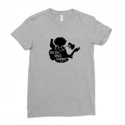 cowboy bebop Ladies Fitted T-Shirt | Artistshot