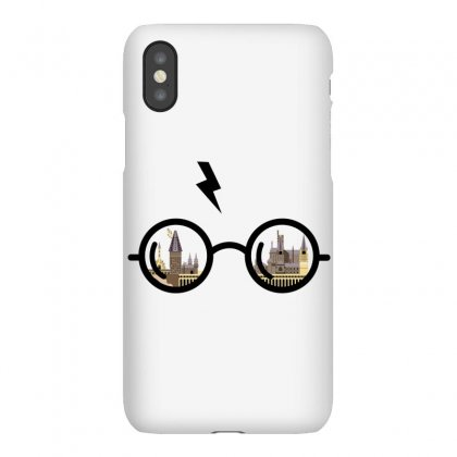 Harry Potter Glasses Iphonex Case Designed By Zeynepu