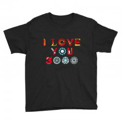 i love you 3000 Youth Tee | Artistshot