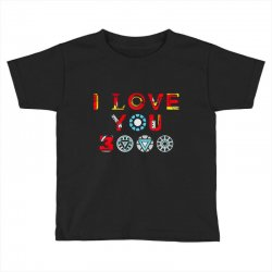 i love you 3000 Toddler T-shirt | Artistshot