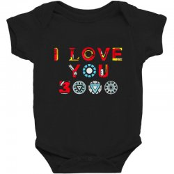 i love you 3000 Baby Bodysuit | Artistshot