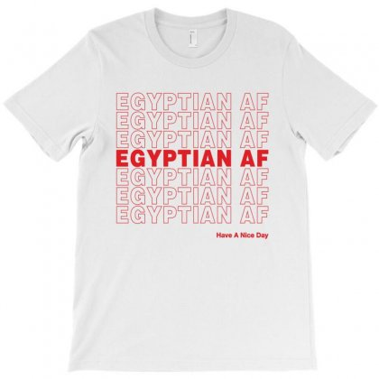 Egyptian Af Have A Nice Day T-shirt Designed By Toweroflandrose