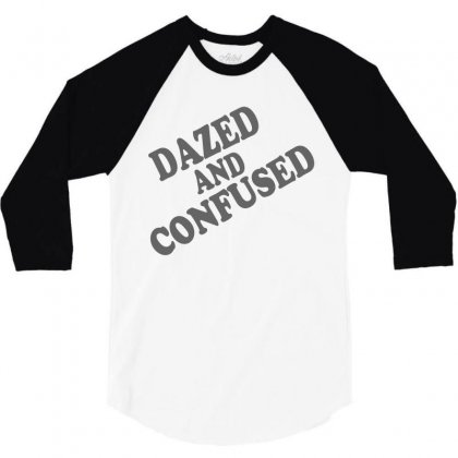 Dazed And Confused 3/4 Sleeve Shirt Designed By Suryanaagus068