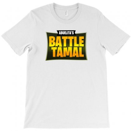 Battle Tamal T-shirt Designed By Tiococacola