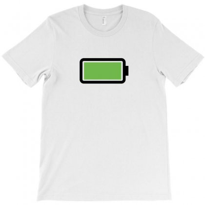 Powerfull Son And Dead Battery Matching T-shirt Designed By Toweroflandrose