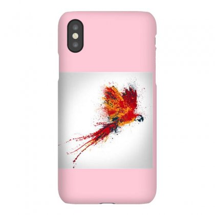 Animals Is Cute Parrot Iphonex Case Designed By Doan Hong Dang