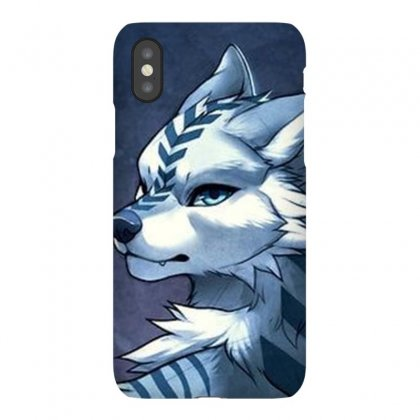 Animals And Cute Wolves Iphonex Case Designed By Doan Hong Dang