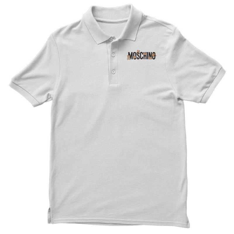 sale retailer 646e1 7437a Moschino Polo Shirt. By Artistshot