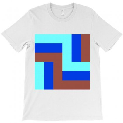 Abstract Background Abstraction T-shirt Designed By Salmanaz