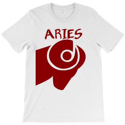 Aries People March&april T-shirt Designed By Tigerjangle