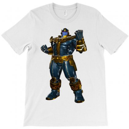 Thanos T-shirt Designed By Tiococacola