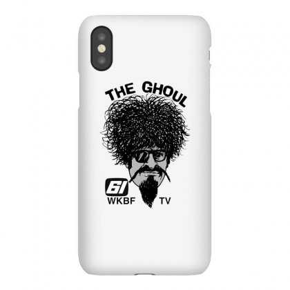 The Ghoul Channel 61 Iphonex Case Designed By Willo