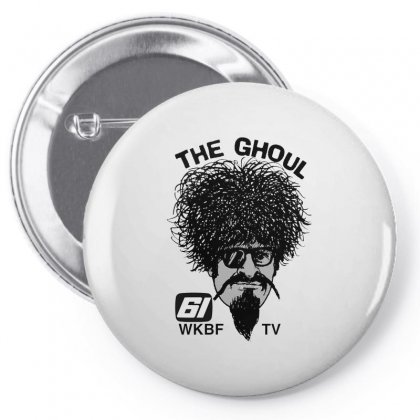 The Ghoul Channel 61 Pin-back Button Designed By Willo
