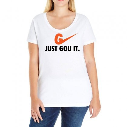 Just Gou It   Peggy Gou Ladies Curvy T-shirt Designed By Omer Acar