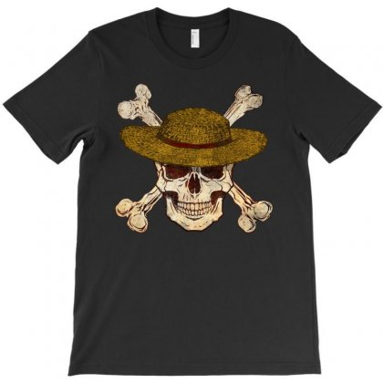 Straw Hat Pirates T-shirt Designed By Lorde