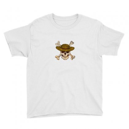 Straw Hat Pirates Youth Tee Designed By Lorde