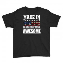 made in 1999 20 years of being awesome Youth Tee | Artistshot