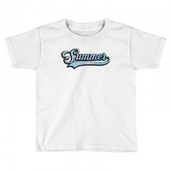 summer Toddler T-shirt | Artistshot