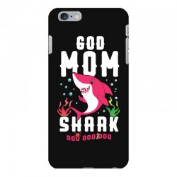 god mom shark family matching iPhone 6 Plus/6s Plus Case | Artistshot