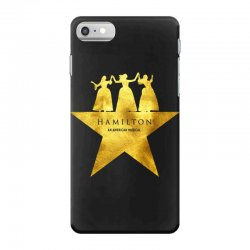 hamilton musical for dark iPhone 7 Case | Artistshot