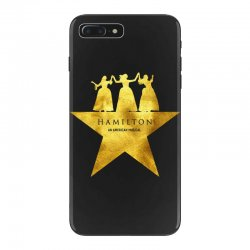 hamilton musical for dark iPhone 7 Plus Case | Artistshot