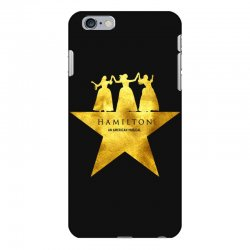 hamilton musical for dark iPhone 6 Plus/6s Plus Case | Artistshot