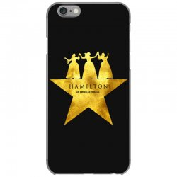 hamilton musical for dark iPhone 6/6s Case | Artistshot