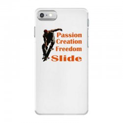 skateboarding iPhone 7 Case | Artistshot