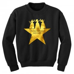 hamilton musical for dark Youth Sweatshirt | Artistshot