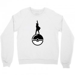 hamilton i choose you Crewneck Sweatshirt | Artistshot