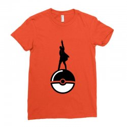 hamilton i choose you Ladies Fitted T-Shirt | Artistshot
