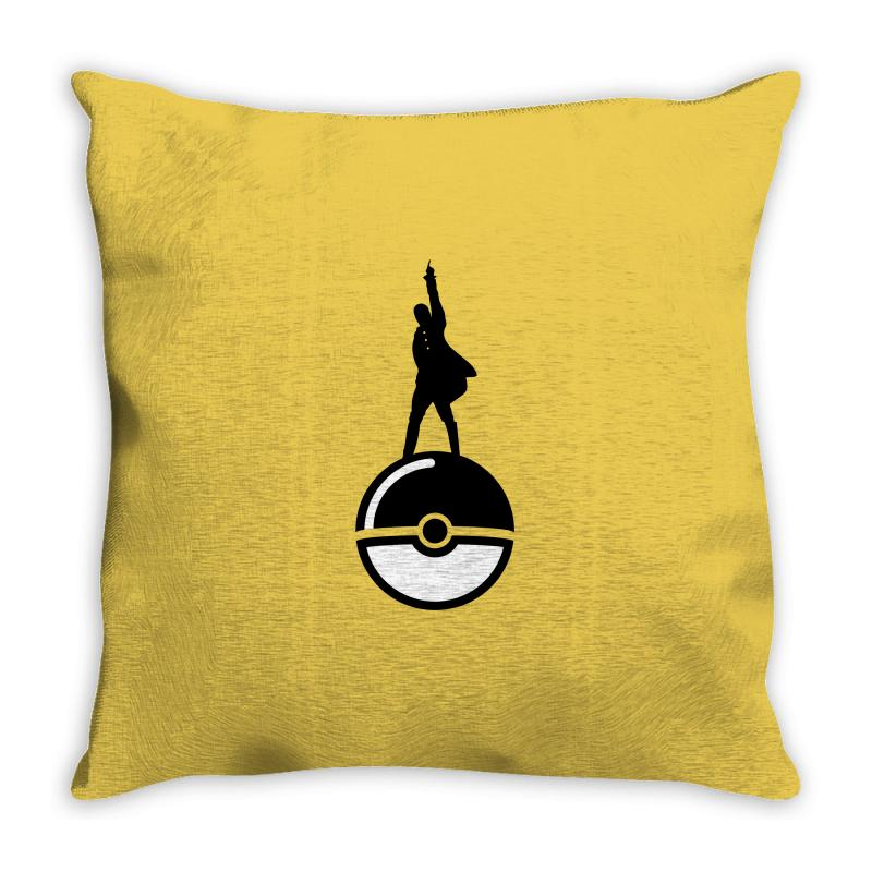 Hamilton I Choose You Throw Pillow | Artistshot
