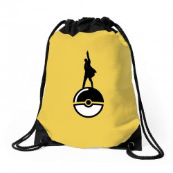 hamilton i choose you Drawstring Bags | Artistshot