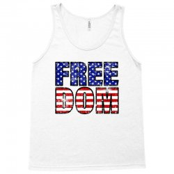 freedom Tank Top | Artistshot