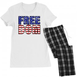 freedom Women's Pajamas Set | Artistshot