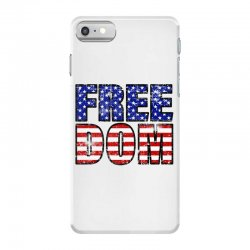 freedom iPhone 7 Case | Artistshot