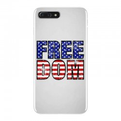 freedom iPhone 7 Plus Case | Artistshot