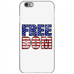 freedom iPhone 6/6s Case | Artistshot