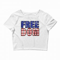 freedom Crop Top | Artistshot