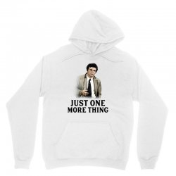 just one more thing for light Unisex Hoodie | Artistshot