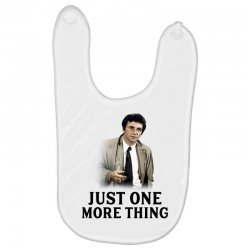 just one more thing for light Baby Bibs | Artistshot