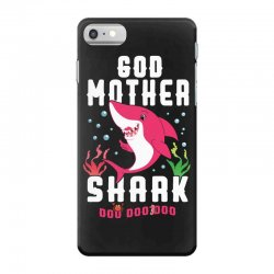 god mother shark family matching iPhone 7 Case | Artistshot
