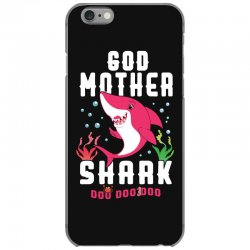 god mother shark family matching iPhone 6/6s Case | Artistshot