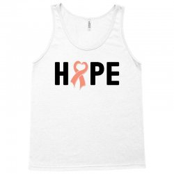 hope endometrial cancer for light Tank Top | Artistshot
